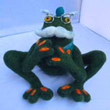 Mystic Toad (Full Form)