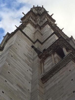 Notre Dame Corner